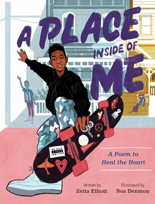 Image for PLACE INSIDE OF ME: A POEM TO HEAL THE HEART