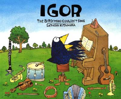 Image for Igor, the Bird Who Couldn't Sing