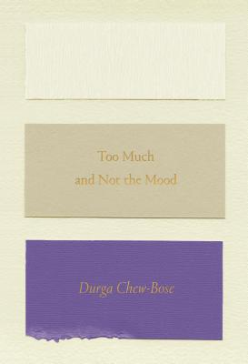 Image for Too Much and Not the Mood: Essays