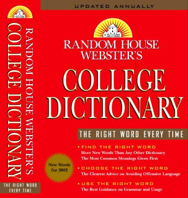 Image for COLLEGE DICTIONARY