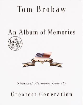 Image for An Album of Memories (Random House Large Print)
