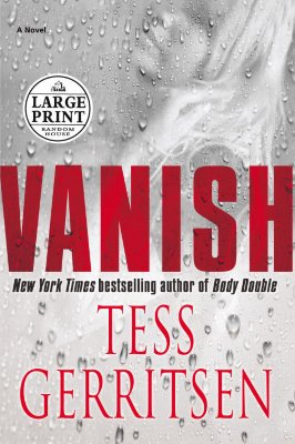 Image for Vanish: A Novel (Random House Large Print)