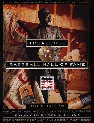 Image for Treasures of the Baseball Hall of Fame:The National Baseball Hall Of Fame And Museum