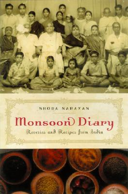 Image for Monsoon Diary: A Memoir with Recipes