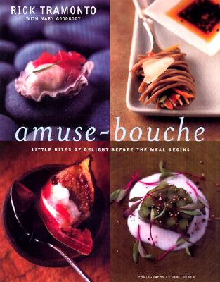 Image for Amuse-Bouche: Little Bites Of Delight Before the Meal Begins