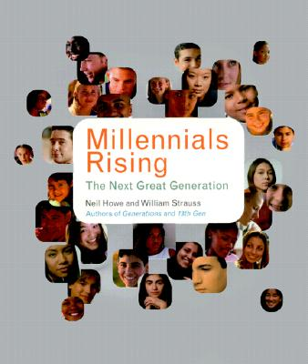 Image for Millennials Rising: The Next Great Generation