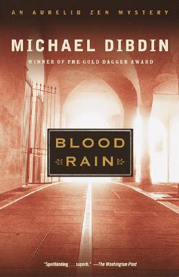 Image for Blood Rain: An Aurelio Zen Mystery