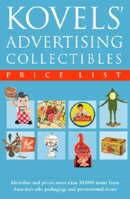 Image for KOVELS' ADVERTISING COLLECTIBLES PRICE L