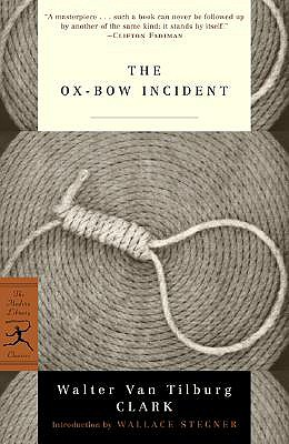 Image for The Ox-Bow Incident (Modern Library Classics)