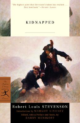 """Image for """"Kidnapped: or, The Lad with the Silver Button (Modern Library Classics)"""""""