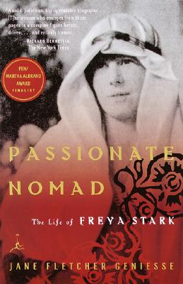 Image for PASSIONATE NOMAD  The Life of Freya Stark