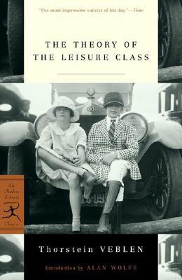 Image for The Theory of the Leisure Class