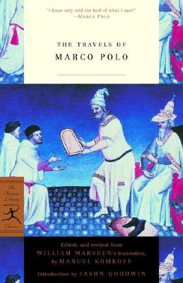 Image for Travels of Marco Polo (Modern Library Classics)