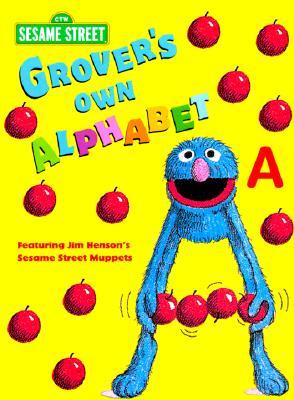 Image for Grover's Own Alphabet (Big Bird's Favorites Brd Bks)