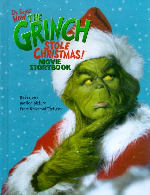 Image for How the Grinch Stole Christmas! Movie Storybook