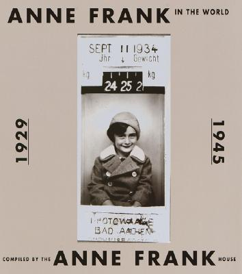 Image for Anne Frank in the World