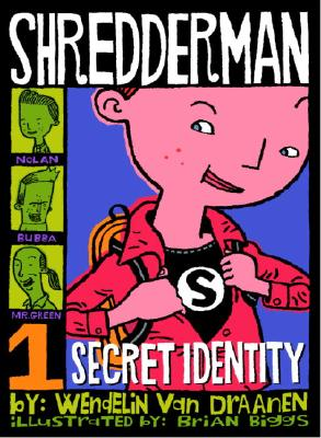 Image for SHEDDERMAN: Secret Identity  **SIGNED 1st Ed/1st Printing**
