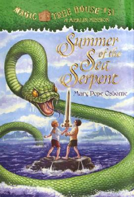 Image for Summer of the Sea Serpent (Magic Tree House, No. 31)