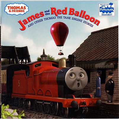 Image for Thomas & Friends: James and the Red Balloon and Other Thomas the Tank Engine Stories (Thomas & Friends) (Pictureback(R))