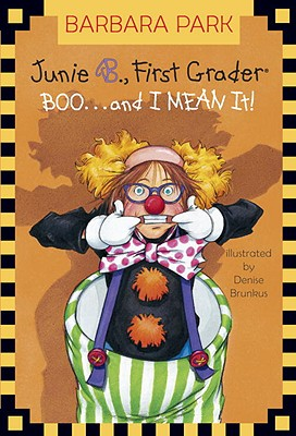 Image for JUNIE B JONES, BOO...AND I MEAN IT!