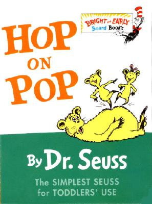 Image for Hop on Pop (Bright & Early Board Books(TM))