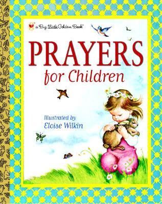 Image for Prayers for Children (Big Little Golden Book)
