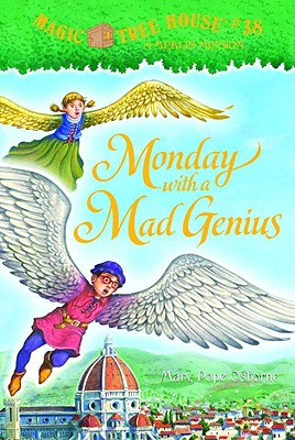 Image for Monday with a Mad Genius (Magic Tree House, No. 38)