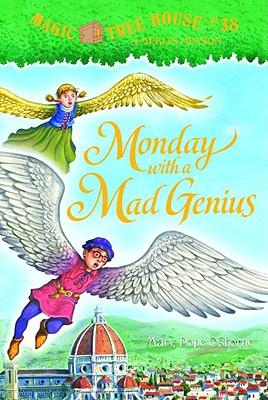Monday with a Mad Genius (Magic Tree House, No. 38), Mary Pope Osborne