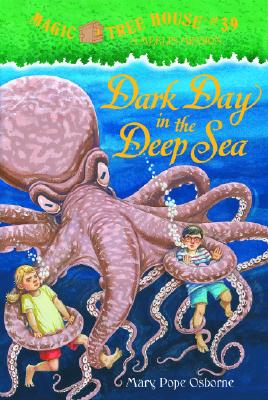 Image for Dark Day in the Deep Sea (Magic Tree House, No. 39)