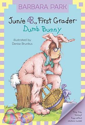 Image for JUNIE B JONES: DUMB BUNNY