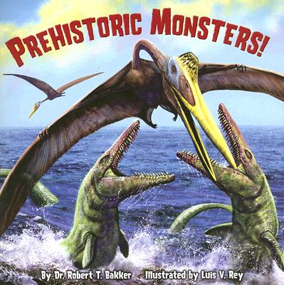 Image for Prehistoric Monsters!