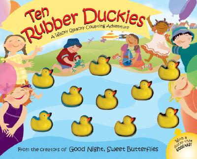 Image for Ten Rubber Duckies (Wacky Quacky Counting Adventures)