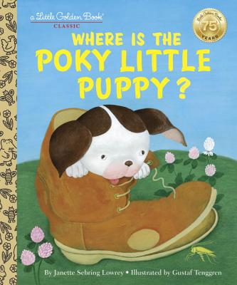 Image for Where Is the Poky Little Puppy?