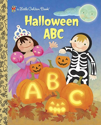Image for Halloween ABC (Little Golden Book)