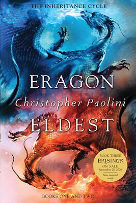 Inheritance Cycle Omnibus: Eragon and Eldest (The Inheritance Cycle), Paolini, Christopher