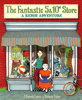 Image for The Fantastic 5 & 10¢ Store: A Rebus Adventure