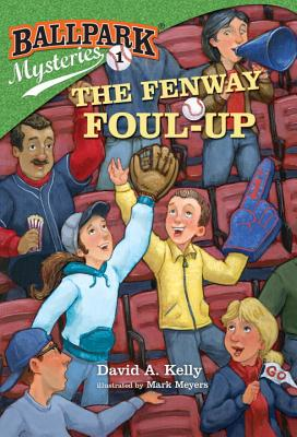 Image for Ballpark Mysteries #1: The Fenway Foul-up