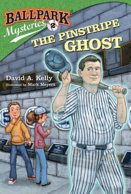 Image for The Pinstripe Ghost (Ballpark Mysteries)
