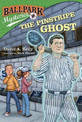 The Pinstripe Ghost (Ballpark Mysteries), Kelly, David A.