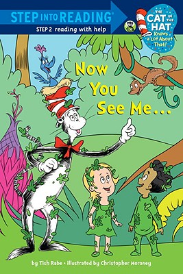 Now You See Me... (Dr. Seuss/Cat in the Hat) (Step into Reading), Rabe, Tish