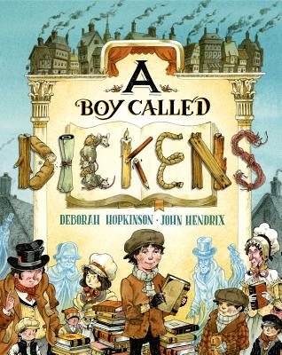Image for Boy Called Dickens, A