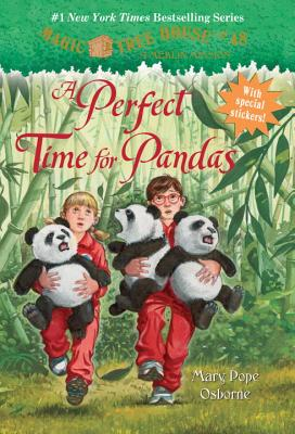 Magic Tree House #48: A Perfect Time for Pandas (A Stepping Stone Book(TM)), Mary Pope Osborne