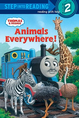 Animals Everywhere! (Thomas & Friends) (Step into Reading), Awdry, Rev. W.