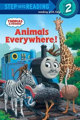 Animals Everywhere! (Thomas & Friends) (Step into Reading), Awdry, Rev. W.