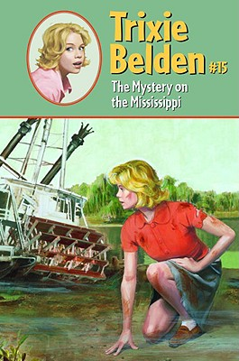 Image for The Mystery on the Mississippi (Trixie Belden)