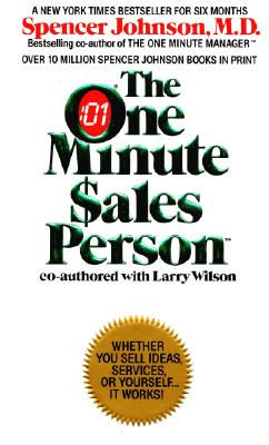Image for ONE MINUTE SALES PERSON