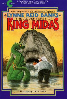Image for The Adventures of King Midas (Avon Camelot Books)