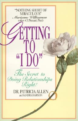 Image for Getting to 'I Do'