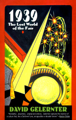 Image for 1939 : THE LOST WORLD OF THE FAIR
