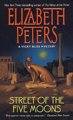 Image for Street of Five Moons : A Vicky Bliss Mystery